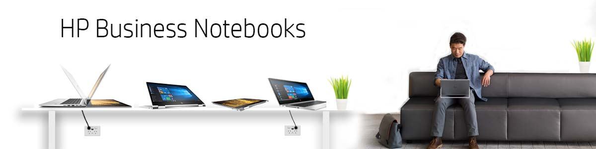 HP Business Notebooks